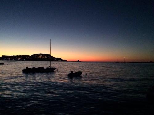 Escursioni notturne in barca Asinara