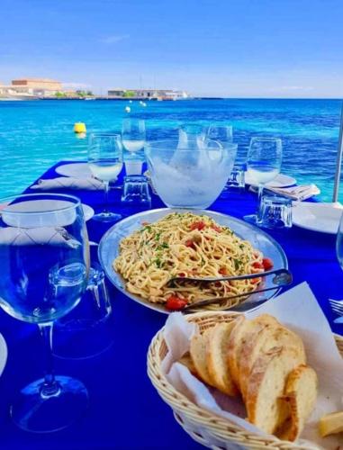 Pranzo in barca Asinara